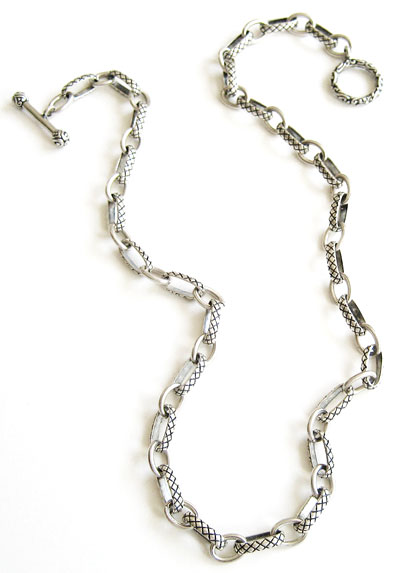 Triolo Necklace